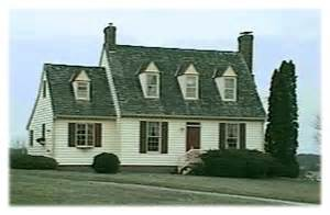 colonial cape cod house a picture of a cape cod style house with cedar roof