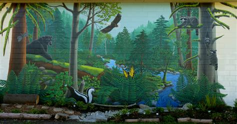 how to paint a wall mural in a bedroom mural artist designer kim hunter indigo muralist vancouver bc professional custom