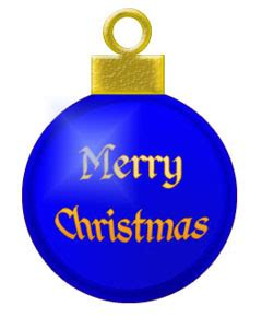 christmas clipart christmas tree ornaments