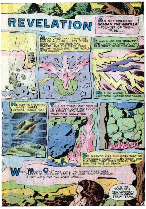 kamandi by jack kirby 1401274692 retro review kamandi 29 major spoilers comics news reviews
