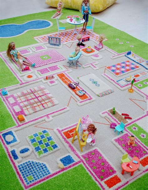 Kid Play Rug Modern Cheerful Rug Designs As Play Area From By Design Iroonie