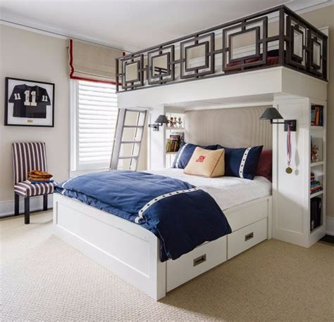 bedrooms for 12 year olds geometric fretwork on the custom bunk beds makes 12 year joe s bedroom more
