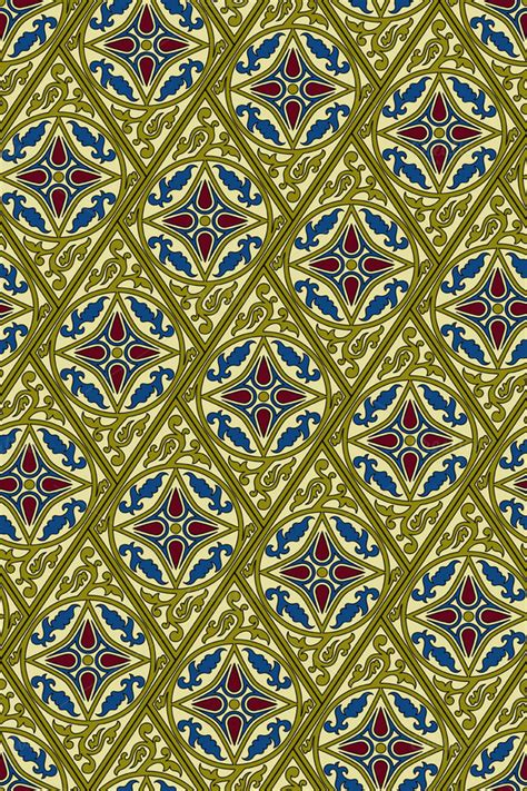 Vector Pattern Eastern | vector eastern seamless pattern patterns on creative market