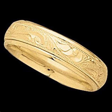 Gothic Rings: Medieval Wedding Rings