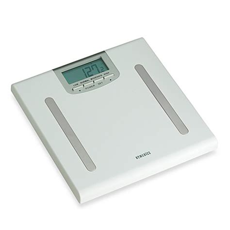 scale bed bath beyond homedics 174 healthstation scale bed bath beyond
