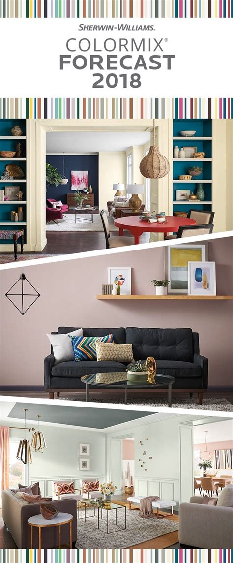 sherwin williams 2017 paint trends 143 best images about paint color forecast on pinterest
