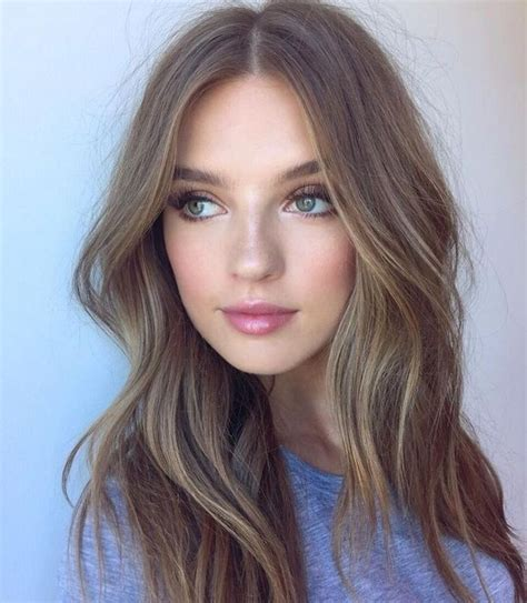 hair colours light brunette hair colors for 2018 best hair color
