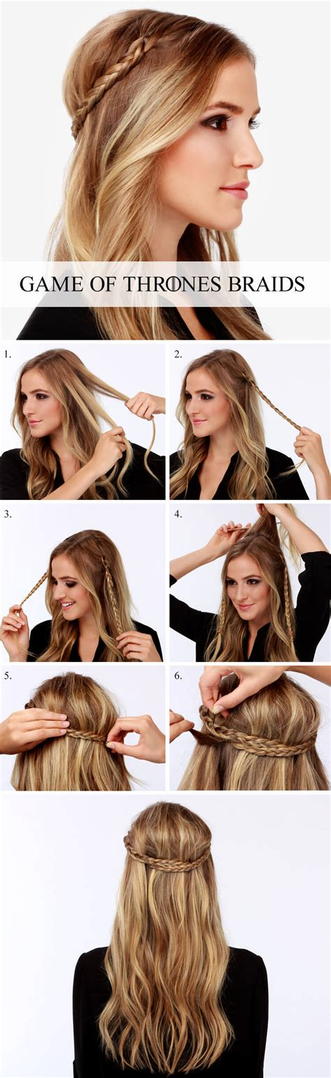 braided hairstyles games 10 step by step quick and easy hairstyles for long hair