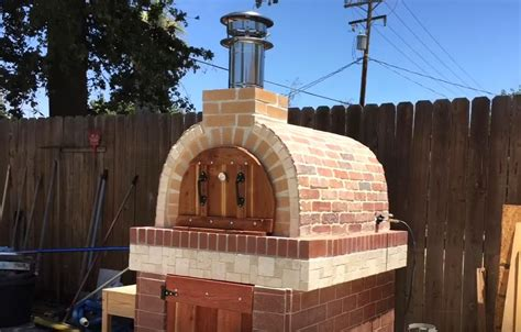 chiminea with pizza oven chiminea pizza oven bunnings pit pics