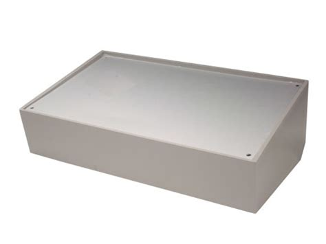 Pupitre Incliné by Caja Pupitre Plastico Teko 216x130x77 7mm Tk363g Quot Tk363g