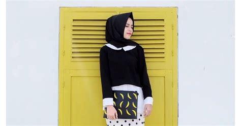 gambar desain baju tipe x 40 inspirasi desain busana muslim remaja terbaru 2017