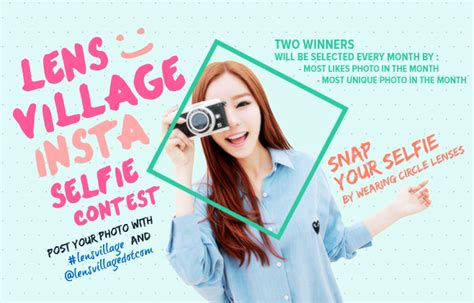Social Media Sweepstakes Ideas - 5 inventive selfie contest ideas for social media marketing with real life exles