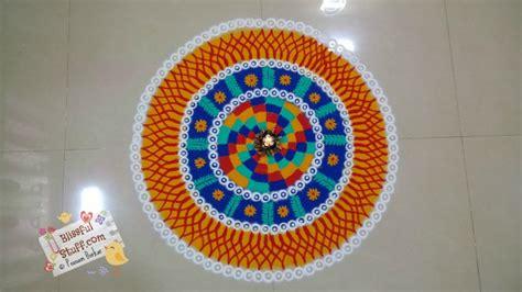 beautiful and unique multicolored rangoli design diwali beautiful and unique multicolored rangoli design diwali