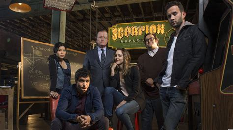 tv show scorpion tv series wallpapers hd