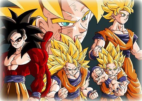 Imagenes De Goku En Todas Sus Fases | descargar imagenes de goku fase 50 para compartir en