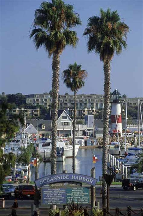 oceanside pits oceanside california harbor travel california