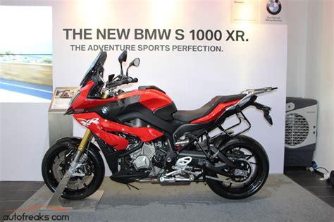Bmw Motorrad 1000 Xr Zubehör by Bmw Motorrad Malaysia Unveils Bmw S 1000 Xr And Bmw R 1200