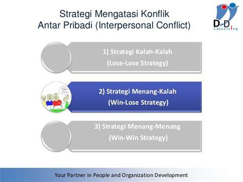Strategi Dan Taktik Mediasi 1 conflict management