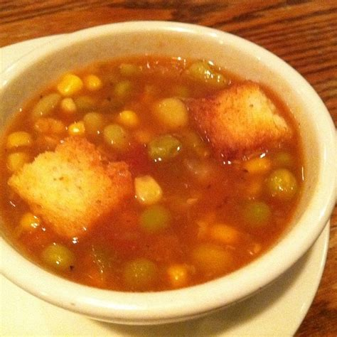 vegetables at cracker barrel cracker barrel vegetable soup recipe
