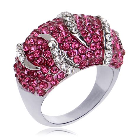 18k ring cheap chionship different types stones rings
