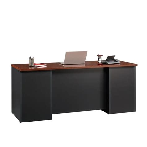 Classic Executive Desk by Executive Desk In Classic Cherry 419593