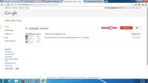 membuat blog google caisar roberto cara membuat blog terindeks google