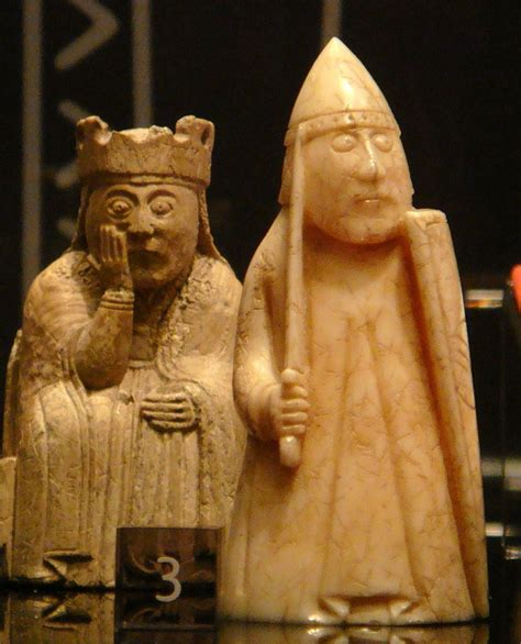 The Lewis Chessmen ultima thule the lewis chessmen the oldest northern chess