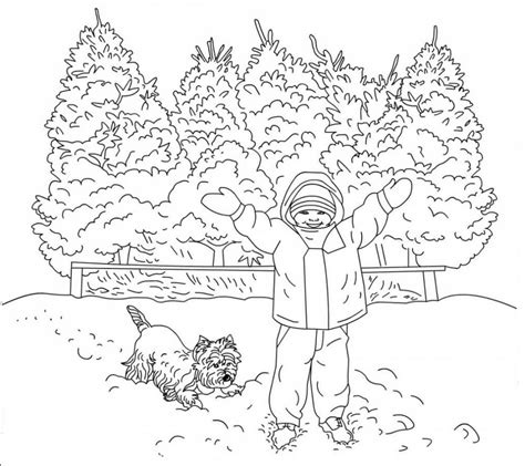 winter coloring page pdf free printable winter coloring pages