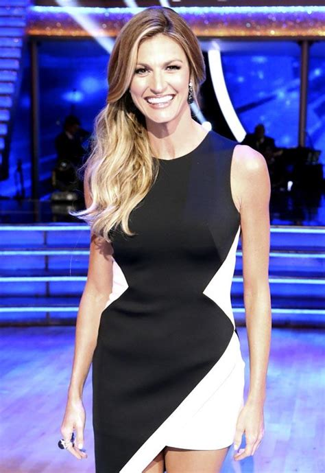 dwts erin andrews reports   set tension