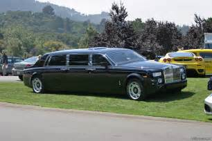 Rolls Royce Ghost Limo Rolls Royce Phantom Limousine Picture 6 Reviews News