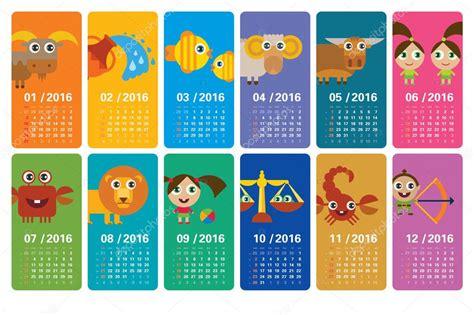 horoscopos para el 2016 image gallery horoscopo calendario