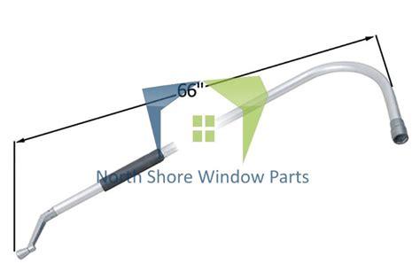 awning crank pole clerestory skylight pole crank truth hardware 30 4 760