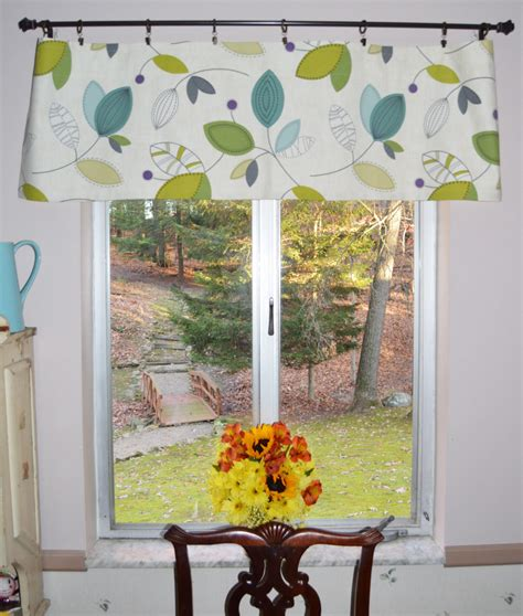 Magnolia Kitchen Curtains Kitchen Curtain Leaf Valance Magnolia Homes Calder Leaf Fabric Unlined 15l X 52w