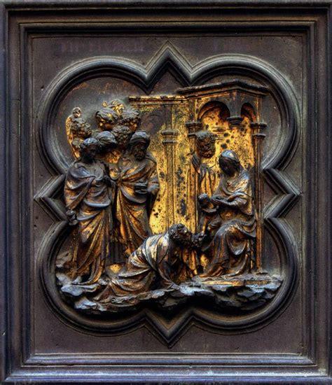 Ghiberti Doors by Ghiberti Lorenzo Arts 15th 16th C The List