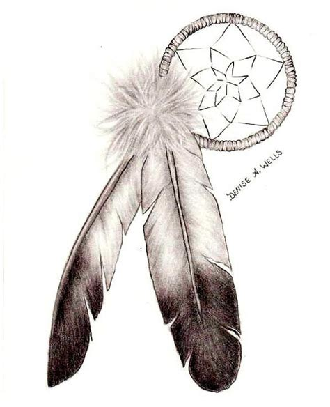 native american feather tattoo american tattoos and their tribal meanings
