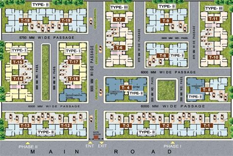 housing complex plans golden golden valley housing complex in joka kolkata