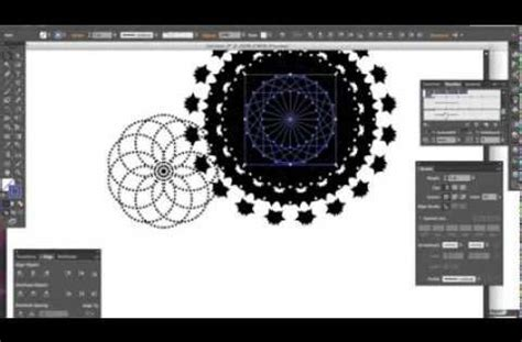 illustrator pattern editing mode how to create patterns in adobe illustrator youtube