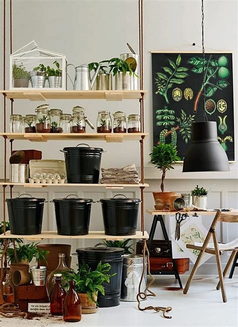 scaffale per piante foto scaffali sospesi per piante di francesco esposito