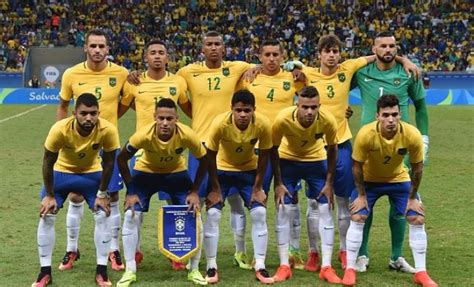 olympic football brazil vs colombia live score and commentary olympics