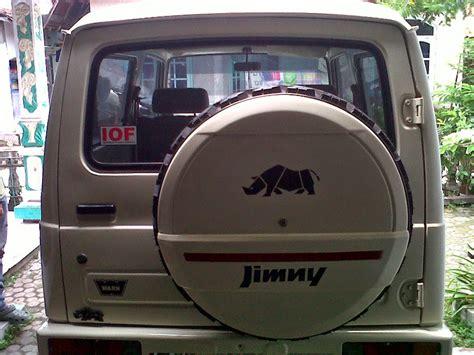 Cover Ban Mobil Jimny 3 gragebadak4wheel drive cover ban serep custom jimny