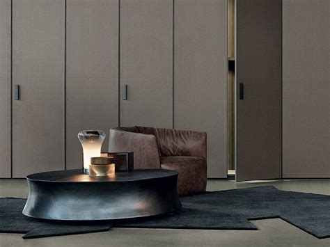 Low Living Room Table Low Coffee Table For Living Room Soori By Poliform Design Soo K Chan