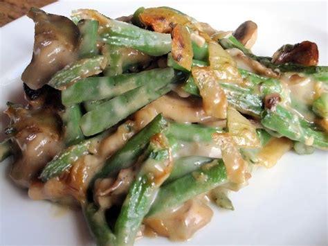 coleens recipes green bean casserole  mushrooms