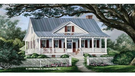 southern living house plans cottages cottage country farmhouse plan cottage house plans