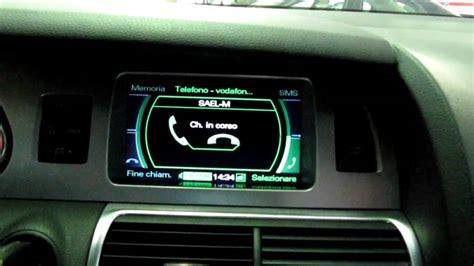 Audi Mmi Update Bluetooth by Audi Q7 Mmi 2g Bluetooth Saelcarshop It