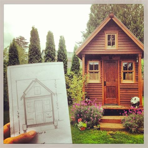 tiny houses cost dee williams tiny house sketch