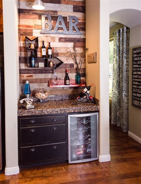 25 best ideas about mini bars on bar cart