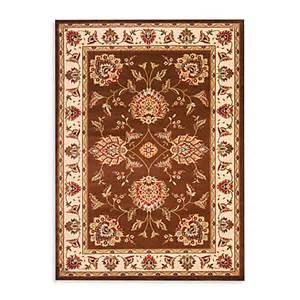 safavieh prescott brown ivory rug bed bath beyond