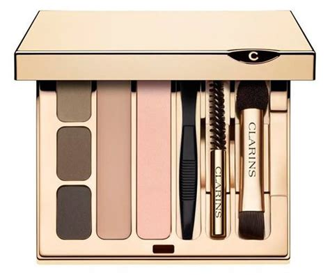 Mac Eyebrow Palette clarins pro palette eyebrow kit gwp trends and