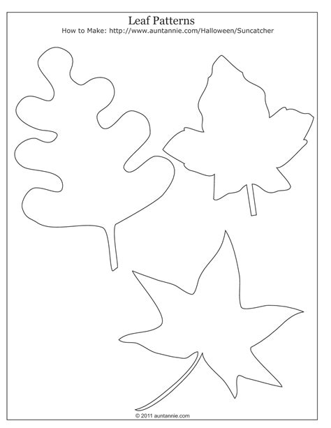 leaf pattern for cut out best photos of leaf template cut out tree leaf cut out