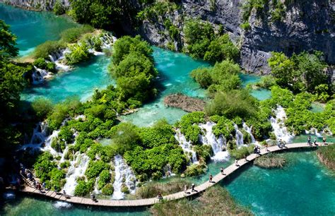 best national parks in croatia croatia plitvice lakes national park say gudday